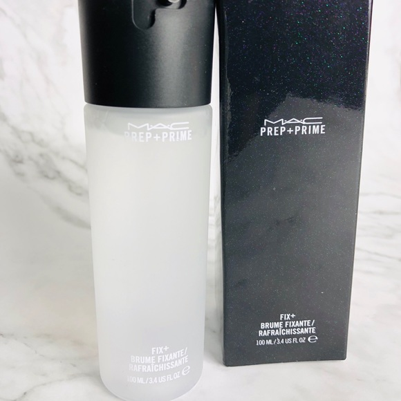 New Mac Prep Prime Fix Plus Face Setting Mist Boutique